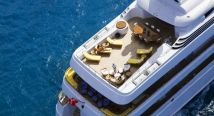 Mega yacht charter dubai