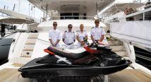 motor yacht crew