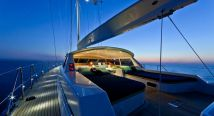Sailing Yacht Charter Turkey